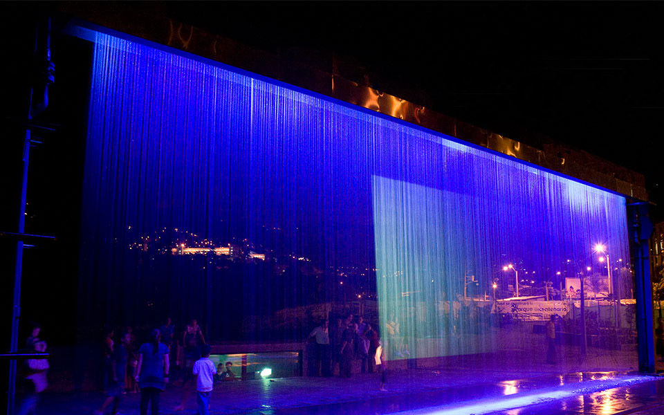 water curtain 4